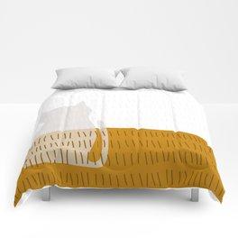 Coit Cat Pattern 3 Comforters
