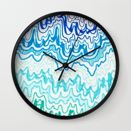 Thaw and Melt Wall Clock