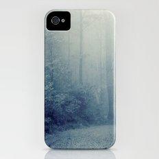 Wander in a Woodland Fog iPhone (4, 4s) Slim Case