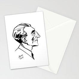 Maurice Ravel Stationery Cards