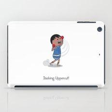 Dashing Uppercut iPad Case