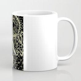 Cafe Drawing Coffee Mug