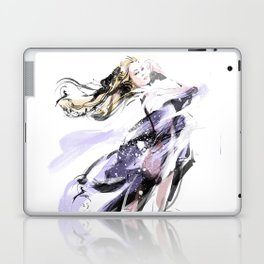 Fashion Painting #3 Laptop & iPad Skin