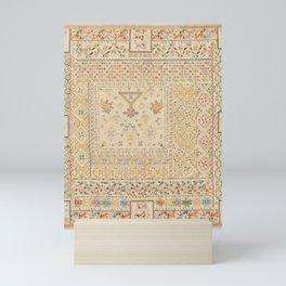 Augustina Barero - Sampler (1802) Mini Art Print
