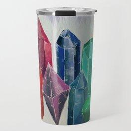 Crystal Rainbow Travel Mug