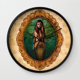 The Abysmal Abyss Wall Clock