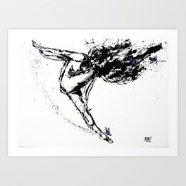 Katrin Art Print