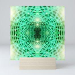 Geometry Dreams : Eternity Mini Art Print