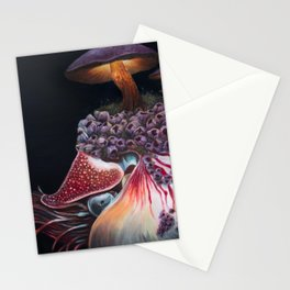 Hadal Borealis Stationery Cards