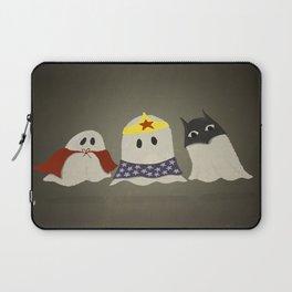Ghost Cosplay Laptop Sleeve