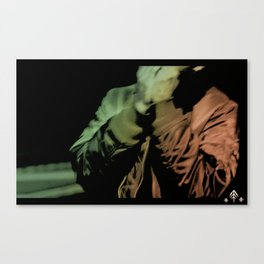 UP LATE - HARROWGROVE Canvas Print