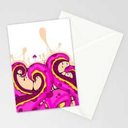Pulpo  Stationery Cards