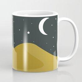 Starry Desert Coffee Mug