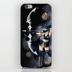 Archère iPhone & iPod Skin