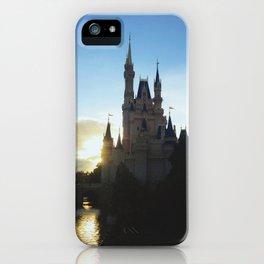 Magic Castle  iPhone Case