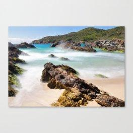 Burgess Beach Canvas Print