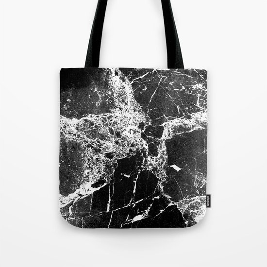 Grain Marble Tote Bag