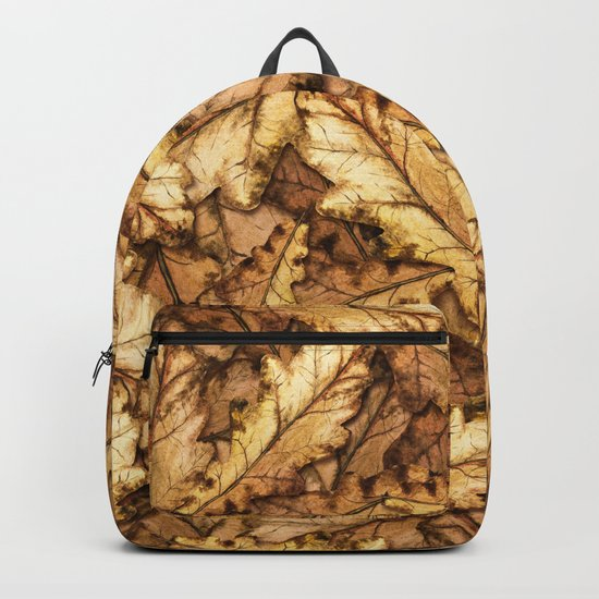 Autumn Leaves 01 Backpack
