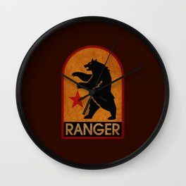 NCR Ranger Wall Clock