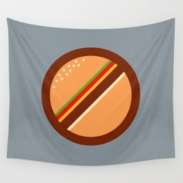 No Food Allowed Wall Tapestry