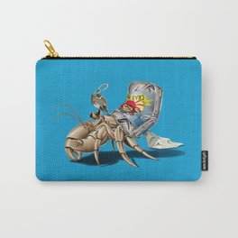 No Place Like Home (Colour) Carry-All Pouch