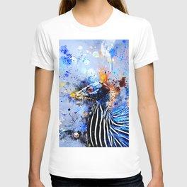 vulturine guineafowl bird wsstd T-shirt