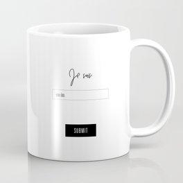 Enter Data Coffee Mug