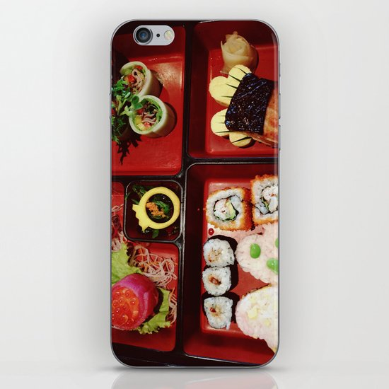 Cute Bento iPhone & iPod Skin