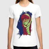 palestine T-shirts featuring SAHARA LIBRE by Thekrakenshirt