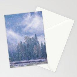 Misty Magic Stationery Cards