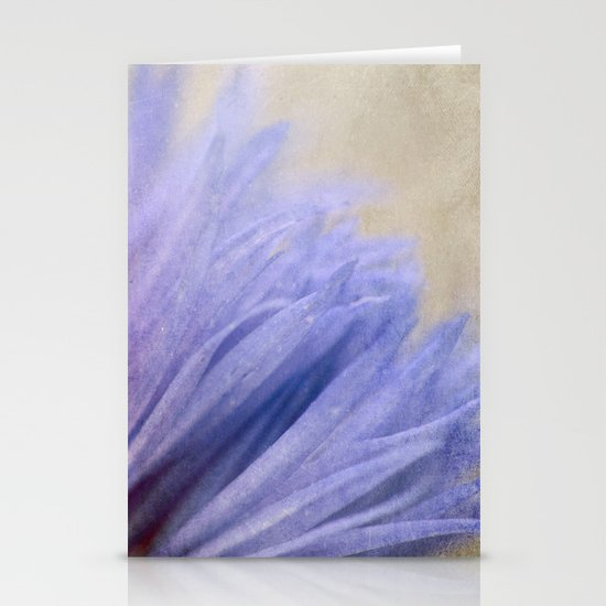 Cornflower Petals Stationery Cards