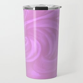 neon pink II Travel Mug