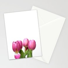 Tulips in Space.... Stationery Cards