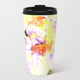 Spring Forward Metal Travel Mug