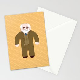 Sigmund Freud Stationery Cards