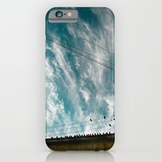 Doves and Wire#2 Slim Case iPhone 6s