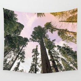 Redwood Portal II Wall Tapestry