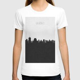 City Skylines: Quebec City T-shirt