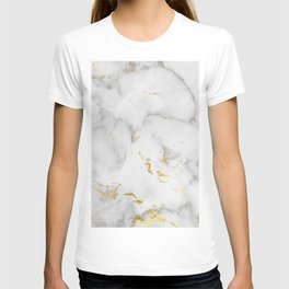 simple marble T-shirt