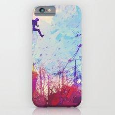 parkour graffiti iPhone 6s Slim Case