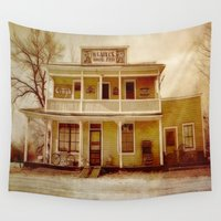 general Wall Tapestries featuring General Store by Dorothy Pinder