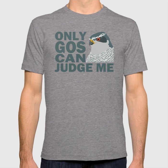 Judgey Goshawk T-shirt