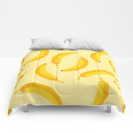 Banana pattern Comforters