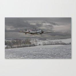 Messerschmitt Bf 10G Canvas Print
