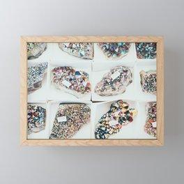Shiny Things Framed Mini Art Print