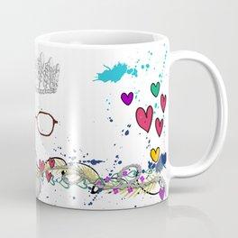 The Princess Diaries - the Princess wears Glasses?! Shut Up! Coffee Mug