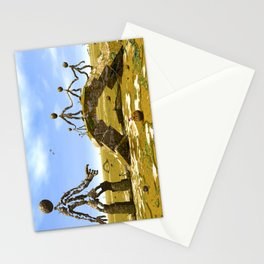 Die Wanderung Stationery Cards