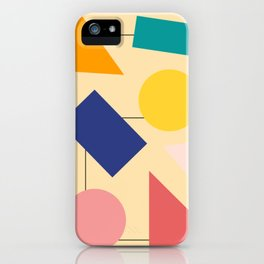 The streets iPhone Case