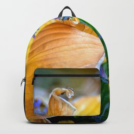 Autumn Grasses Backpack