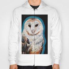 Barn Owl 3 Hoody